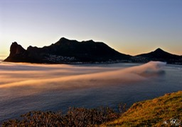 Poseidon's Hand Hout Bay Ike Moriz Photography Cape Town South Africa Art