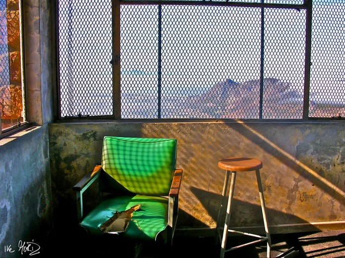 God's waiting room Ike Moriz Photography Cape Town South Africa Art