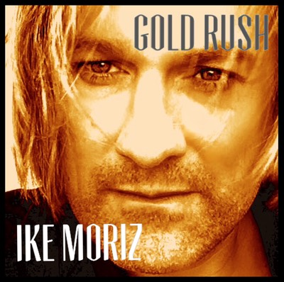 Ike Moriz Gold Rush new album 2017 Rock Pop Blues South Africa Cape Town David Bowie Golden Years CD new Gold Rush Tour