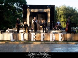 TOP WEDDING SINGER QUINTET LIVE AT 401 ROZENDAL SWING BAND