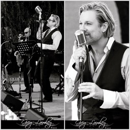 Top Wedding Singer Quintet live at Stellenbosch wedding 2015 swing band piano sax drums bass guitar voice
