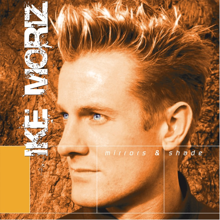 IKE MORIZ MIRRORS AND SHADE cd cover indie pop rock UK London on Cape Town South Africa
