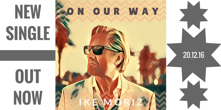 on our way single Ike Moriz 2016 xmas crooner pop christmas south africa